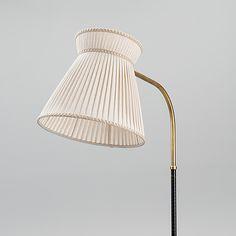LISA JOHANSSON-PAPE, LATTIAVALAISIN, malli 2063. Orno, 1950-luku. - Bukowskis Bukowski, Finland, Floor Lamp, Lisa, Auction, Flooring, Lights, Furniture, Design