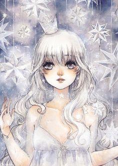 ASTERIA: Original Artbook Vol. II A collection of original illustrations drawn between Release date: April 2016 Book details: Watercolor Girl, Kawaii Art, Anime Art Girl, Aesthetic Art, Cute Art, Art Inspo, Character Art, Fantasy Art, Book Art