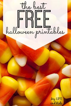 Whether you're planning a Halloween party or just looking for fantastic printables for the kids and your home, we have the best FREE Halloween printables for you!