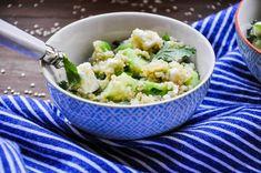Avocado Quinoa Salat Rezept