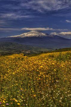 Etna. Enna. by Massimiliano Scalisi on 500px