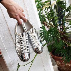 adidas เตรียมส่งรองเท้าแพ็คใหม่สีสุดล้ำ Precious Metal Pack | Soul4street