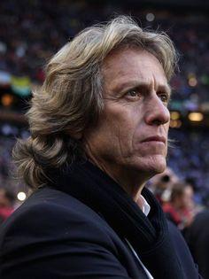 Jorge Jesus - Coach S.L.Benfica - Portugal