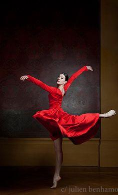 Marie-Agnès Gillot, danseuse Etoile à l'Opéra de Paris