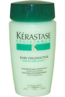 Hair Care - Kerastase - Kerastase Resistance Bain Volumactive Shampoo (Fine and Vulnerable Hair) 250ml/8.5oz >>> You can get additional details at the image link.