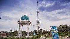 Torre de la Televisión de Tashkent #tashkent #uzbekistan #asia #travel #tourism #takemysecrets