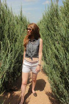 Fredericksburg, TX   Madewell Denim   Southern Elle Style   Dallas Fashion Blogger