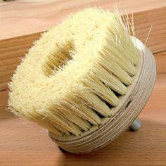 Wax Buffing Drill Attachment Brush (Pine Brush)