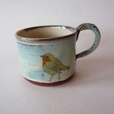 Julia Smith's mug.