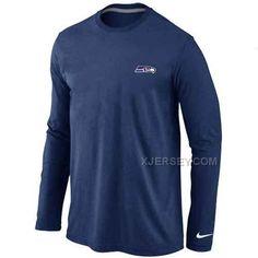 http://www.xjersey.com/seattle-seahawks-sideline-legend-authentic-logo-long-sleeve-tshirt-dblue.html SEATTLE SEAHAWKS SIDELINE LEGEND AUTHENTIC LOGO LONG SLEEVE T-SHIRT D.BLUE Only $30.00 , Free Shipping!