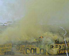 La gloriosa banda de #Peñarol