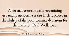 Paul Wellstone Quotes About Faith - 19570