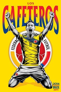 Colombia - World Cup 2014