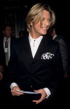 July David Bowie during Annual Yahoo! Internet/Life Online Music … July David Bowie during Annual Yahoo! Angela Bowie, David Bowie, Beatles, Mick Jagger, Duncan Jones, Beautiful Men, Beautiful People, The Thin White Duke, Major Tom