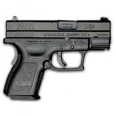 $339.00 Not to be confused with the XDM  compact.  This ist he previous version XD SUBcompact.  I havent seen these under $400 in a long time.  This package only comes with 1 mag, but springfield has a rebate for 3 extra mags.  Springfield XD9 ESS 9mm 3 inch Black 13rd