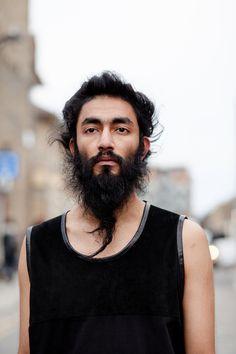 braided beard #bearding #beard