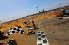 X Games LA 2013 - And crowd goes wild....GOLD for Tanner Foust, Gymkhana Grid.