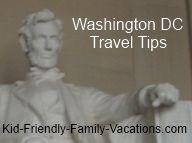 Washington DC Travel Tips.... join me on a kid friendly tour...