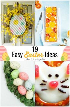 19 Easy Easter Ideas