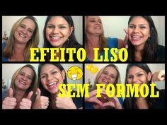 Cabelo: Efeito liso por 30 dias sem formol #QOD - Por Flávia Carvalho