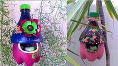 Plastic Bottle Bird House
