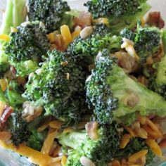 "Search for ""broccoli bacon cheese salad"" - Common Sense Home Broccoli Salad Bacon, Bacon Salad, Cheese Salad, Cooking Recipes, Healthy Recipes, Baker Recipes, Cookbook Recipes, Healthy Foods, Yummy Recipes"