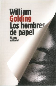 Spanish edition of The Paper Men by William Golding