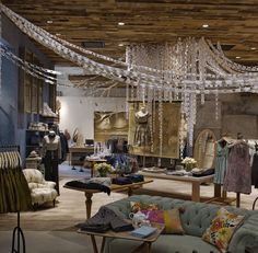 umm... Can Anthropologie please be where I live?? It's always perfectly whimsical & rustic!! Love love love!  #Anthropologie #Annapolis