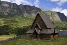 Viking farm house?