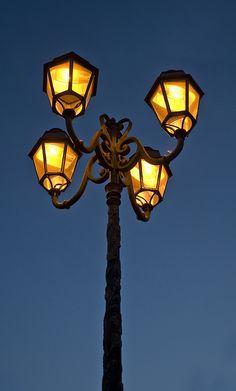 Street lamp | Flickr: Intercambio de fotos