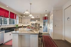 A kitchen with a mix of classic and modern | Winnetka IL