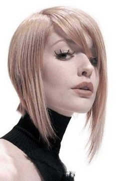 15 Best Short Funky Bob Hairstyles | Bob Hairstyles 2015 - Short Hairstyles for…