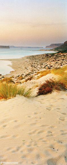 Les plages incontournables de Crète, ici à La Canée