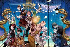 Promo picture, Book of circus, (<- aka..... SEASON THREE!!!!!!!!)