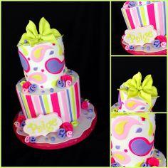 Paisley Cake | Flickr - Photo Sharing!
