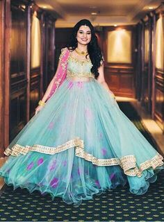 Lehenga Pakistani Dresses, Indian Dresses, Indian Outfits, Indian Attire, Indian Wear, Eastern Dresses, Eid Outfits, Wedding Wear, Wedding Dresses