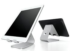 Here are the best prices for iPad Stand, Spinido® TI-APEX Series Magnesium-aluminium Alloy Tablet iPad Stand With All iPad and Samsung Galaxy Tab (Silver) Cell Phone Stand, Cell Phone Covers, Iphone 7 Cases, Iphone 6, Notebooks, Samsung Galaxy, All Iphones, Tablet Stand, Information Technology