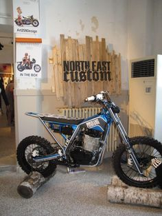 north east custom (from Dueruote)