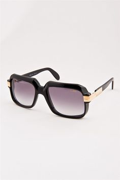 419aad4c7498 Cazal 607 Black Sunglasses Sunglasses Shop