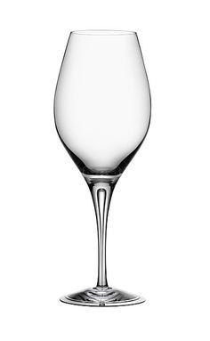 Orrefors Intermezzo Air Red Wine Glass, Single