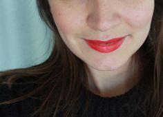 Maybelline Rebel Bloom Lipstick in 735 Rose Rush.