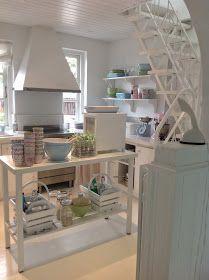 Sommerhusstil ...: Køkken...