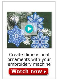 Easy Ornaments Video