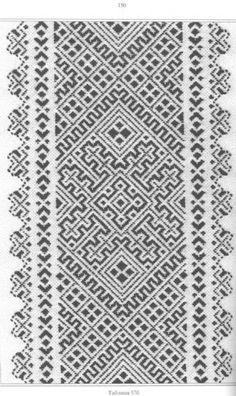 ru / Фото - Carpathian Ghutsul Ethnicity Stitching Part 1 - thabiti Medieval Embroidery, Knitting Charts, Bead Weaving, Knit Crochet, Ethnic, Cross Stitch, Textiles, Stitching, Pattern