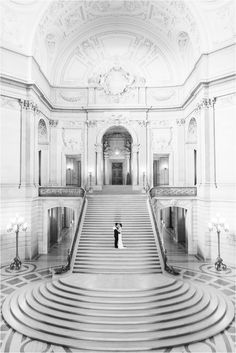 Ceremony //San Francisco City Hall 4th Floor North Gallery  Officiant //Cynthia Gregory  Hair + Make Up //Camille Goldston  Musician //Jay Alvarez