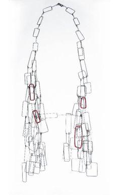 Florence Croisier - necklace