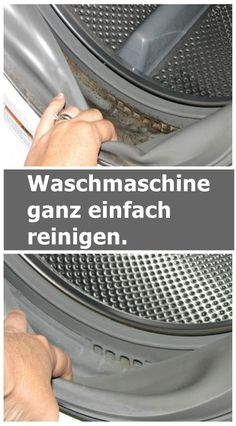 Learn how to clean your washing machine to improve efficiency, get rid of mold and mildew, and eliminate that stinky washing machine smell for good!
