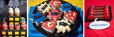 Superhero Theme Party 4