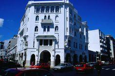 Art Deco homes in Casablanca