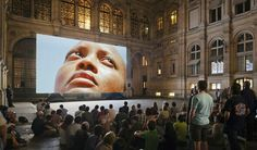 Lo Schermo dell'arte Film Festival 2012 - Firenze – The Leopard di Isaac Julien, 2007 English Talk, Senior Project, Live Music, Night Life, Mount Rushmore, Louvre, Cinema, Author, American